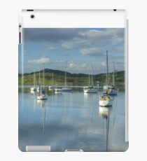 Arisaig Yachts iPad Case/Skin
