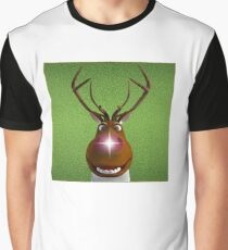 Where's the Reindeer? Graphic T-Shirt