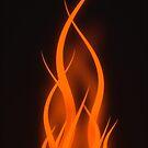 Rote, leuchtende Tentakel von lathspell