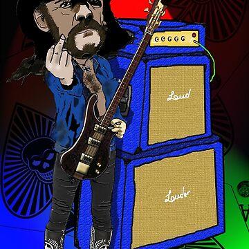 Lemmy  by KevMoore