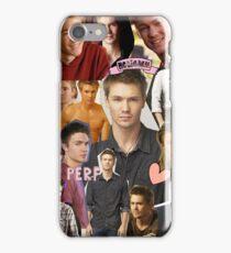lucas scott collage iPhone Case/Skin
