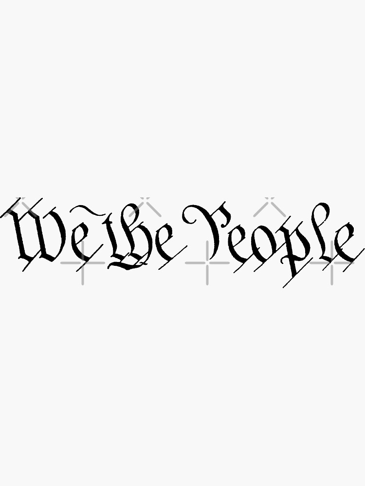 We the People by cjackvony