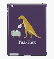 Tea-Rex iPad Case/Skin