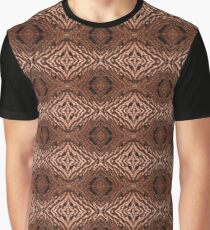 13. Food and Fruit: Chocolate Ice Cream Graphic T-Shirt