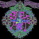 JJ's 3rd Eye Art Logo by mingusthecat