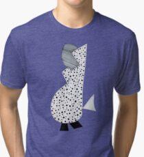 Untitled, 2013, ink on paper Tri-blend T-Shirt