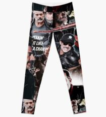 Negan - The Walking Dead Leggings