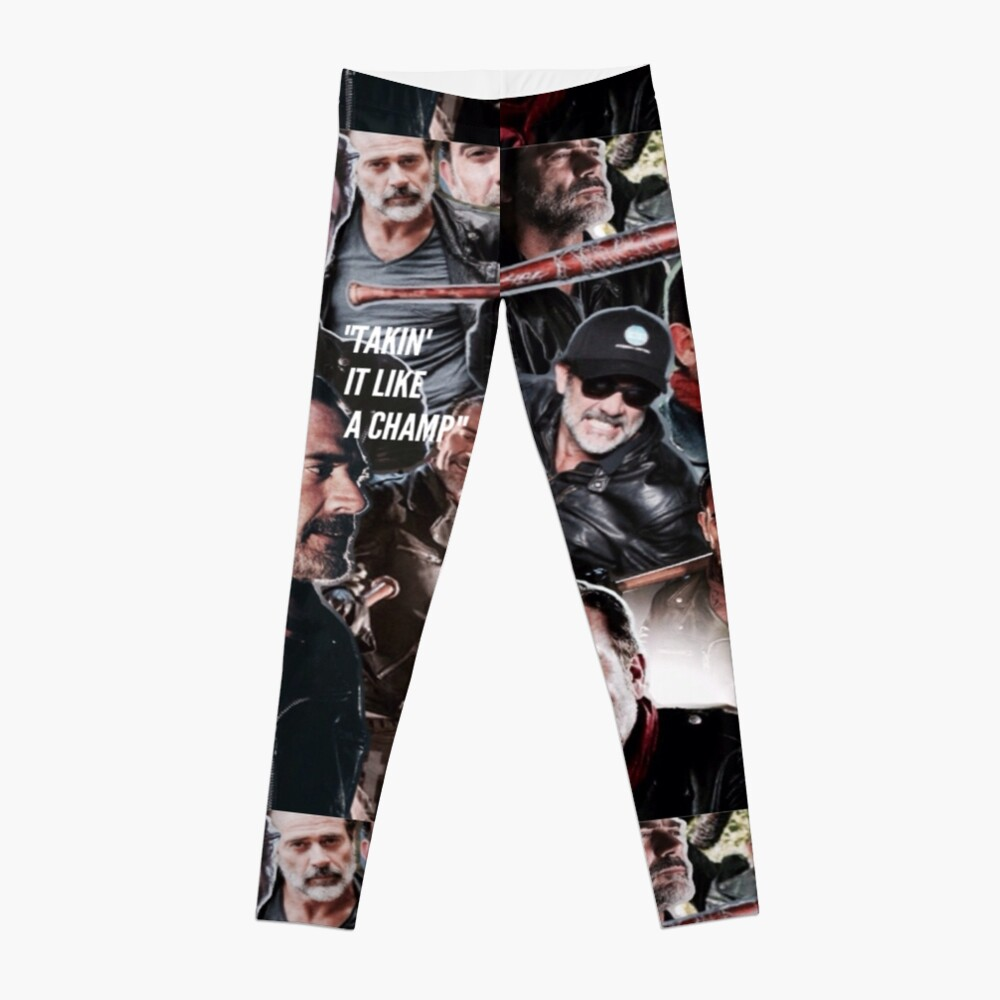 Negan - The Walking Dead Leggings