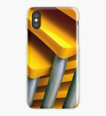 Yellow Tables iPhone Case/Skin