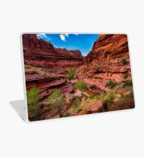 Coyote Gulch At Sunset - Grand Staircase - Escalante - Utah Laptop Skin