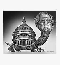 Capitol Creature Photographic Print