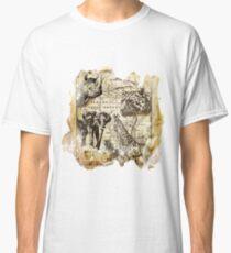 African Wildlife Classic T-Shirt