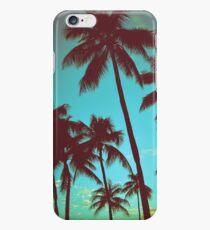 Vintage Tropical Palms iPhone 6 Case