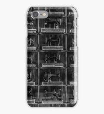 Fashion Industrialism - BW iPhone Case/Skin