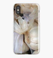 Garlic brides iPhone Case