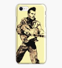 Custom drawing of Ersel Hickey iPhone Case/Skin