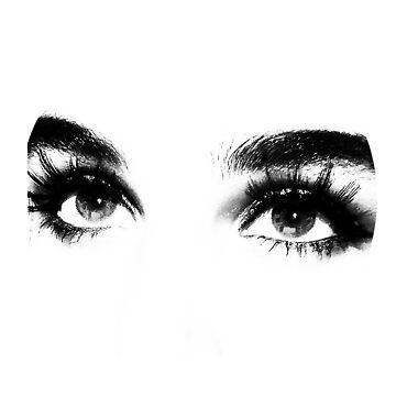 eyes logo by bournemonkey