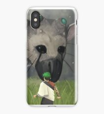 Jacksepticeye and Trico iPhone Case