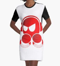 starboy Graphic T-Shirt Dress