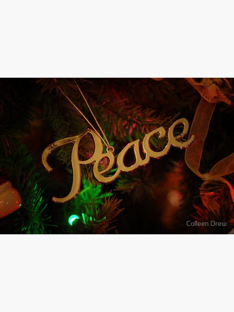 Peace by colgdrew