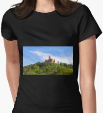 Bouzov Womens Fitted T-Shirt