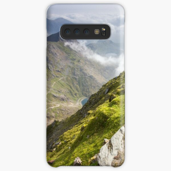 Wales - View from Snowdon Samsung Galaxy Snap Case