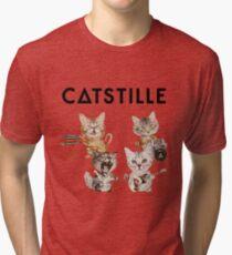 CATSTILLE Tri-blend T-Shirt