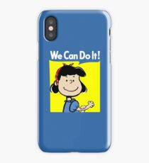 Lucy The Riveter iPhone Case