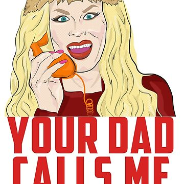 Your Dad Calls Me Katya by amymojo