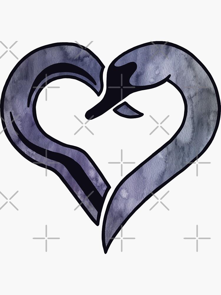 Captain Swan - Dark Hook & Swan by svenja