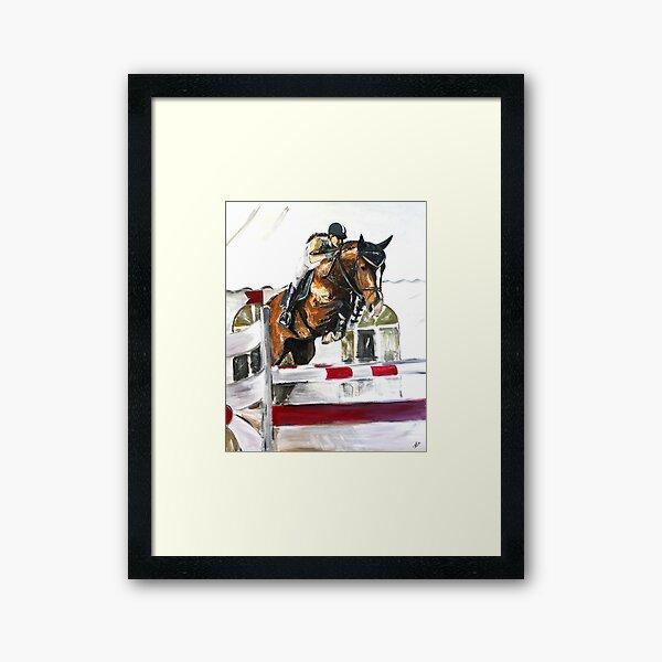 """""""Seven"""" Framed Art Print"""