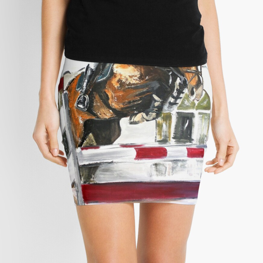 """Seven"" Mini Skirt"