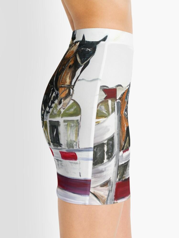 """Alternate view of """"Seven"""" Mini Skirt"""