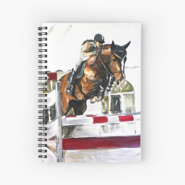 """""""Seven"""" Spiral Notebook"""