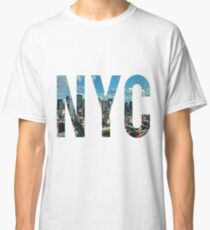NEW YORK CITY. Classic T-Shirt