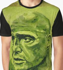 Marlon Brando and the girl Graphic T-Shirt
