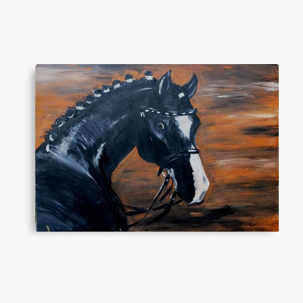 Personality # 1 Canvas Print