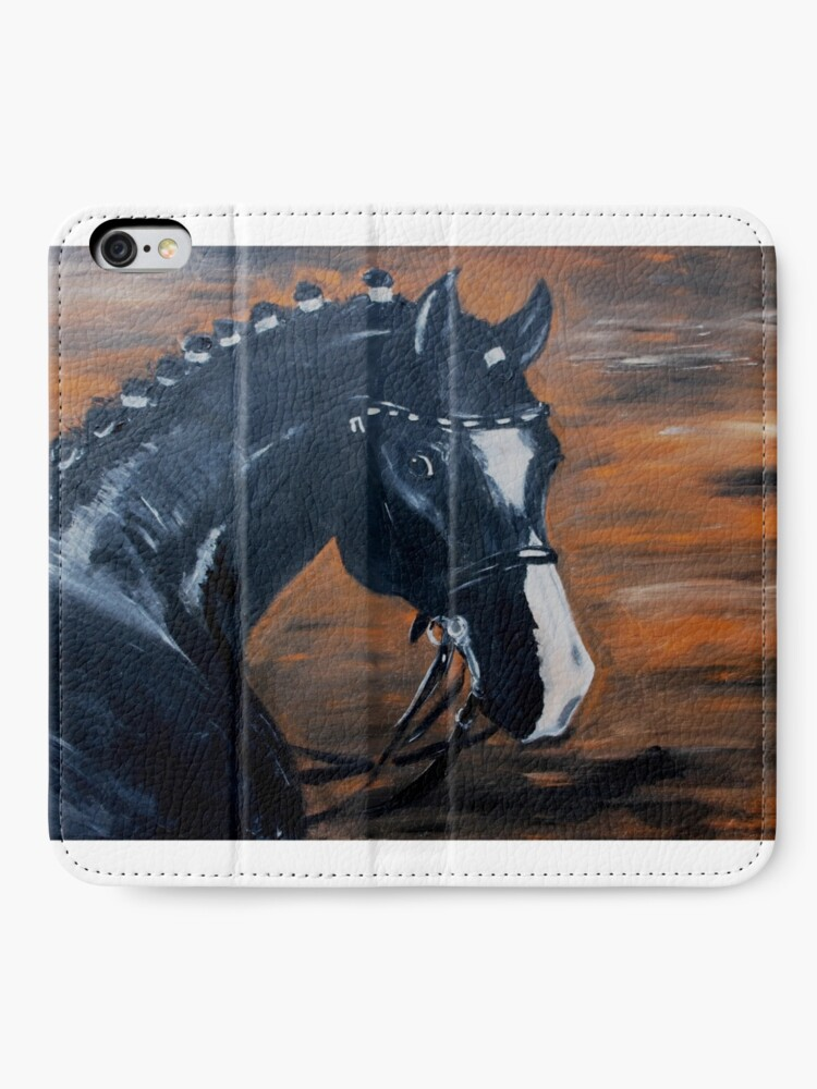 Alternate view of Personality # 1 iPhone Wallet
