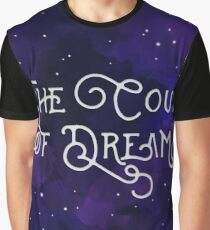 The Court of Dreams Graphic T-Shirt