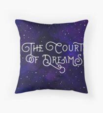 Das Gericht der Träume Dekokissen