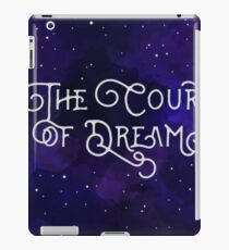 The Court of Dreams iPad Case/Skin