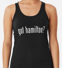 Hast du Hamilton? Tanktop für Frauen