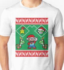 Super Mario Ugly Christmas T-Shirt