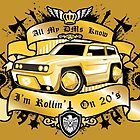 Rollin' On D20's by outofthedust