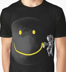 Make a Smile Graphic T-Shirt