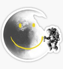 Make a Smile Sticker