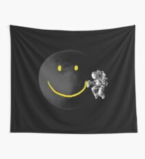 Make a Smile Wall Tapestry