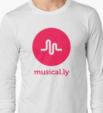 musical.ly musically Long Sleeve T-Shirt