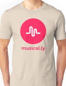 musical.ly musically Unisex T-Shirt