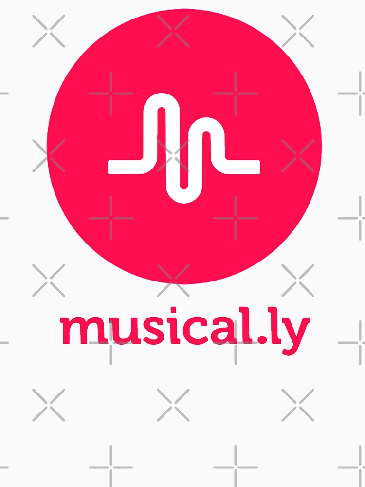 musical.ly musically | Women's T-Shirt